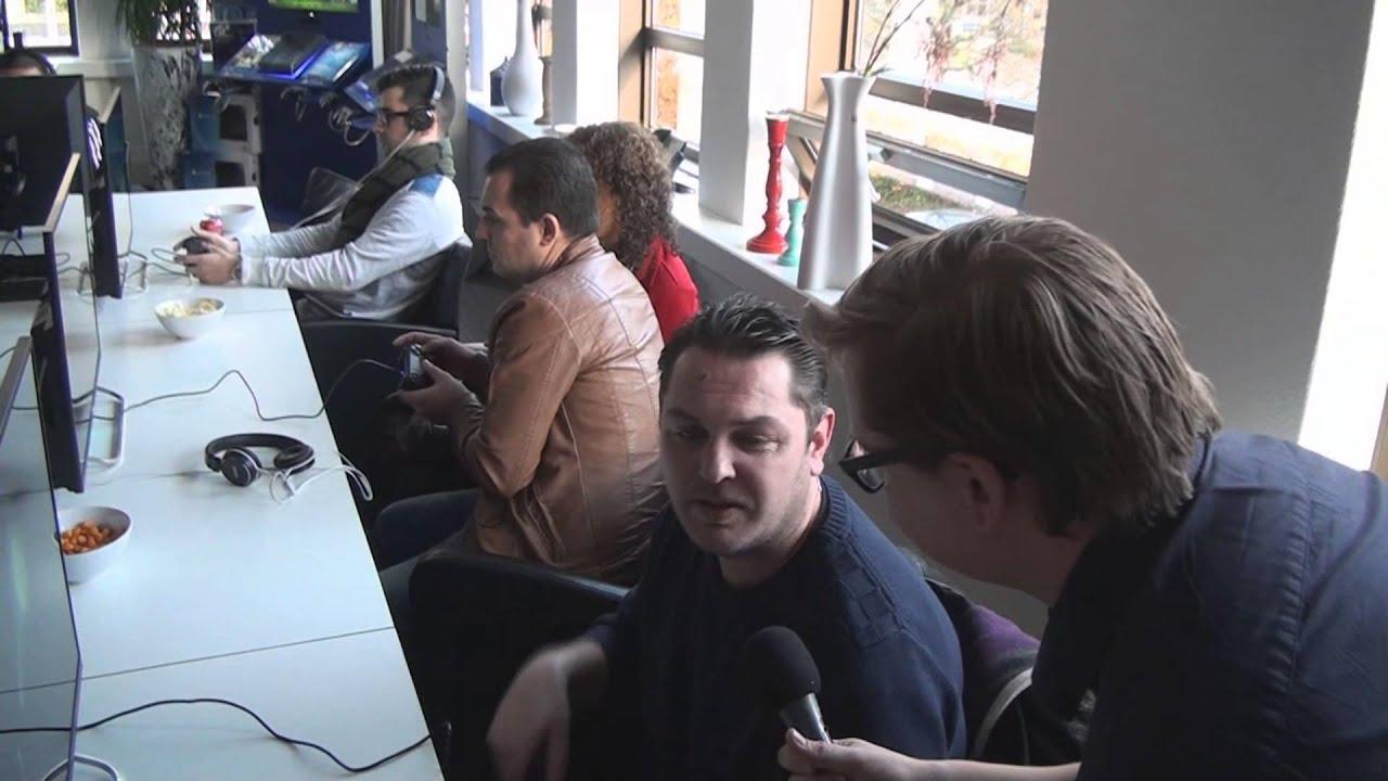 Video-item: Met de community op bezoek bij Sony voor Gaming Friday