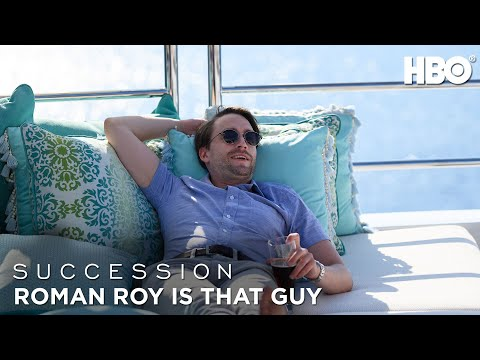 Succession: Roman Roy Is That Guy | HBO