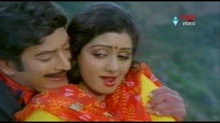 Khaidi Rudraiah Songs - Athadi Athadi - Krishna Sridevi
