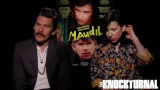 Nonton Ethan Hawke   Sally Hawkins Talk  Maudie  Film Subtitle Indonesia Streaming Movie Download