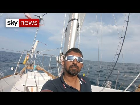 Sailor Injured During Golden Globe Race Rescued After Three Days
