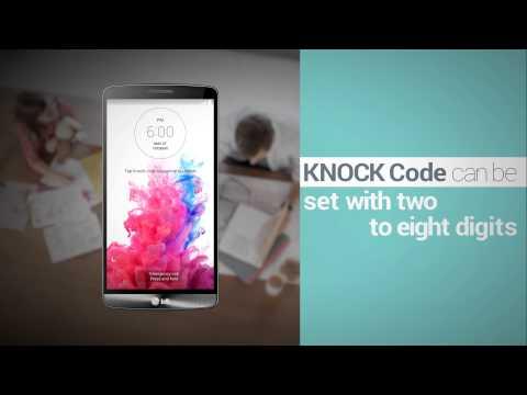 "LG G3 - prezentacja funkcji ""Guest Mode"""