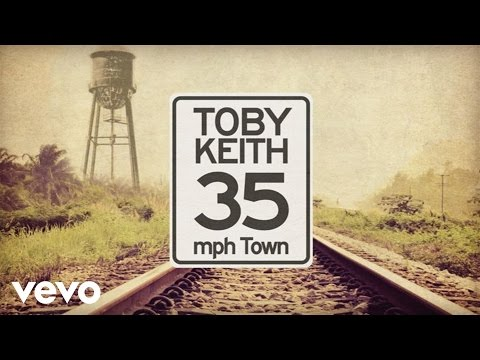35 mph Town (Lyric Video)