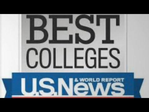 Princeton, Harvard top U.S. News and World Report's list of best colleges