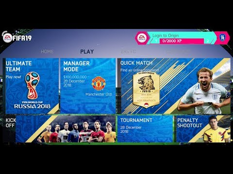 FIFA 19 Mod FIFA 14 Android Offline | FIFA World Cup 2018 Russia Mod Edition Only 1 GB