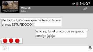 Video Chistes Mensajes Whatsapp Parejas Novios Esposos Amor Amigos
