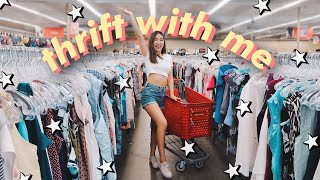 Video THRIFT WITH ME for back to school | JENerationDIY MP3, 3GP, MP4, WEBM, AVI, FLV Agustus 2019