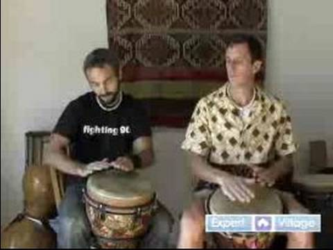 How to Play the Djembe Drum : Learning the Language of Drumming