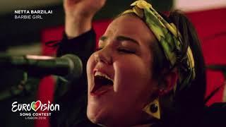 Video Netta Barzilai - Barbie Girl (Israel) | Eurovision 2018 | נטע ברזילי בביצוע מהכוכב הבא לאירוויזיון MP3, 3GP, MP4, WEBM, AVI, FLV Maret 2018
