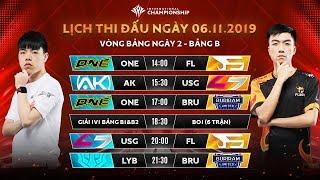 TEAM FLASH Ra Quân Đầy Khó Khăn & Kết Thúc Thuận Lợi - AIC 2019 - Bảng B - Ngày 1