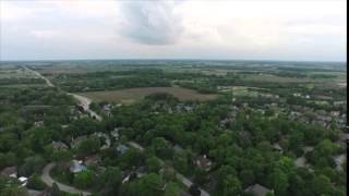 Grayslake (IL) United States  city photos gallery : Jones Island in Grayslake, il - Drone Video