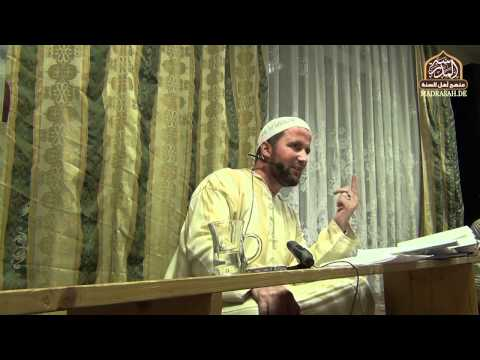 Lesung aus Riyadu s-Salihin Teil 2 - Kapitel des Wissens - Frankfurt Seminar 2012