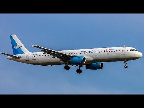 Αίγυπτος: Συντριβή ρωσικού αεροσκάφους με 224 επιβαίνοντες-Συνεχής ενημέρωση