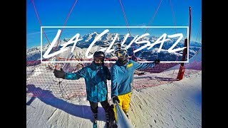 La Clusaz France  city photos gallery : GoPro HERO4 - Snow, Sun & Fun | La Clusaz 2016