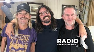 Chris Moyles Meets Foo Fighters