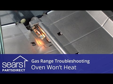 Oven Won't Heat: Troubleshooting Gas Range Problems