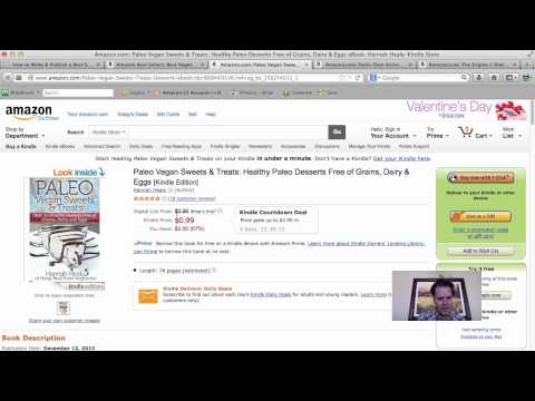 Best Niche Markets For Kindle Self Publishing – Kindle Categories – Brian G. Johnson