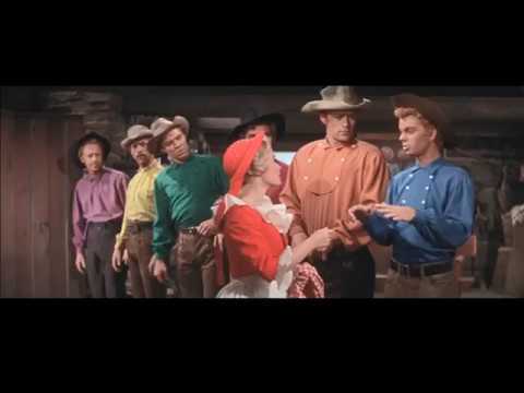Meeting the Brides- Seven Brides For Seven Brothers (1954)