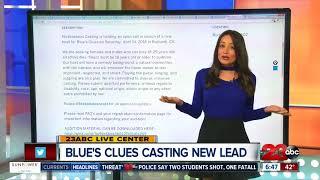 Video Blue's Clues Casting Lead Role MP3, 3GP, MP4, WEBM, AVI, FLV Juni 2018