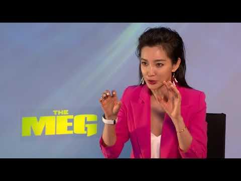 The Meg Interview: Chinese Actress Bingbing Li On Working with Jason Statham