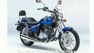 2. 2007 Kawasaki Eliminator 125 - Walkaround, Features [cherirada]