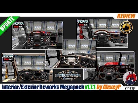 Interior/Exterior Reworks MEGAPack v1.7.1