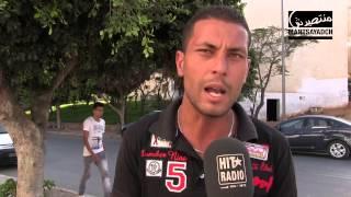 M9aydine w Msawtine - Jour de vote à Rabat - MANTSAYADCH