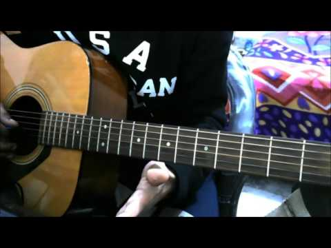 Learn All Major Scales on Guitar – Easy Trick To memorize All notes – Just 1 pattern hindi lesson