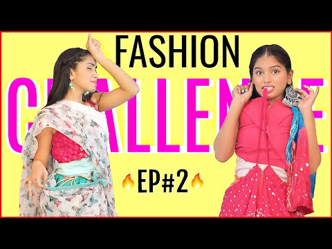 Fashion DARE Challenge - 3 Mins Rule | Episode 2 | DIYQueen
