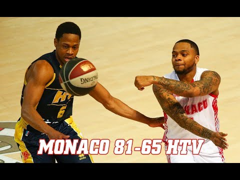 CDF — Monaco 81 - 65 Hyères-Toulon — Highlights