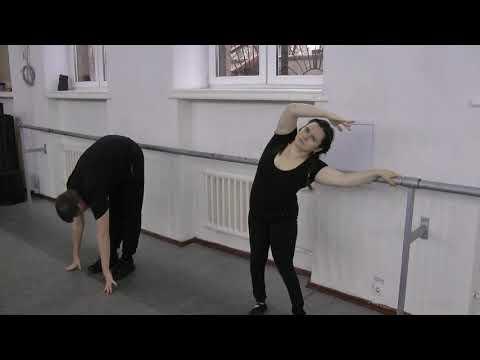 Бидная Е.О. Коррекционная работа по предмету танец со студентами с нарушением опорно-двигательной системы