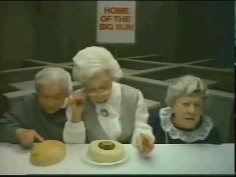 Banned Commercials - Wendys (Where's The Beef - 80s).mpg