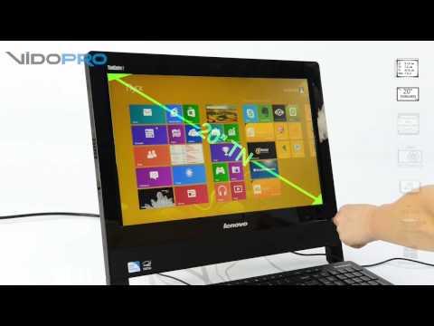 Обзор Lenovo ThinkCentre Edge 72z: отличный моноблок на Windows 8 - vido.com.ua