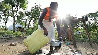 Elles ont échappé à la guerre au Sud-Soudan, et font aujourd'hui partie des centaines de milliers de réfugiés en Ouganda.