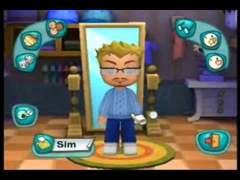 preview-MySims Game Review (Wii)
