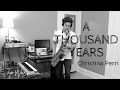 Justin Ward - A Thousand Years (Christina Perri Cover)