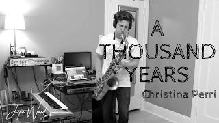 Video Justin Ward - A Thousand Years (Christina Perri Cover) MP3, 3GP, MP4, WEBM, AVI, FLV Maret 2017
