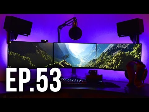Video Room Tour Project 53 - Best Gaming and Desk Setups download in MP3, 3GP, MP4, WEBM, AVI, FLV January 2017