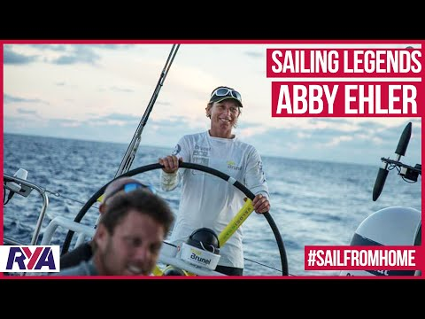 The Southern Ocean is the roughest - Sailing Legends with Brunel Boat Captain Abby Ehler_Vitorlázás videók