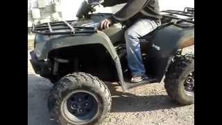 9. Parting Out a Running 2006 Arctic Cat 400 Automatic ATV