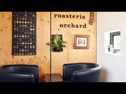 coffee laboratory ROASTERIA ORCHARD