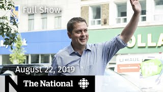 Video The National for Thursday, August 22 — CRA Scam, Scheer Speech, Pompeo Visit MP3, 3GP, MP4, WEBM, AVI, FLV Agustus 2019