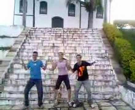 Dança do Sirí em Corumbá de Goiás