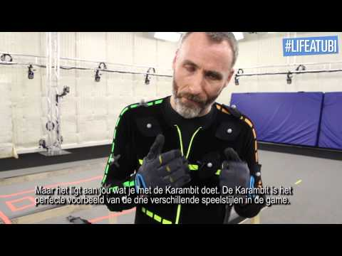 Splinter Cell Blacklist - Kevin Secours on Weapons Part 1 #lifeatubi