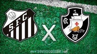 FICHA TÉCNICA SANTOS 2 X 0 VASCO - TV GLOBO Local: Estádio Vila Belmiro, em Santos (SP) Data: 6 de novembro de 2011, domingo Horário: 17 horas ...