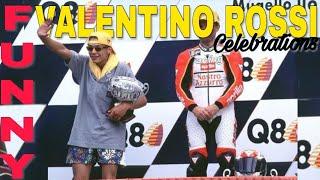 Video Hanya Valentino Rossi Yang Punya Selebrasi Kemenangan Paling Gokil dan Unik Di MotoGp MP3, 3GP, MP4, WEBM, AVI, FLV Agustus 2018