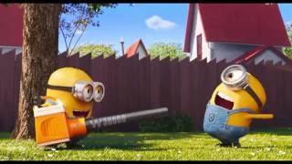 Mower Minions | Short Film