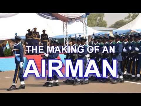 THE MAKING OF AN AIRMAN