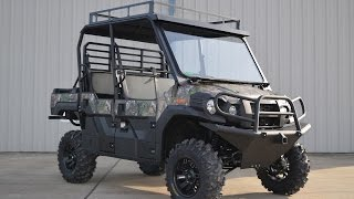 9. $19,399:  2015 Kawasaki Mule Pro FXT Camo with Lift KIt and More