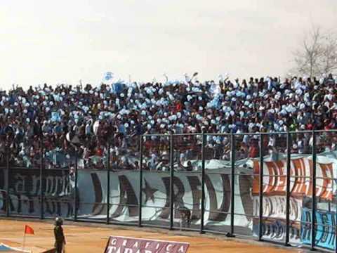 Video - Salida de La Revo Iquique vs Colo Colo - Furia Celeste - Deportes Iquique - Chile